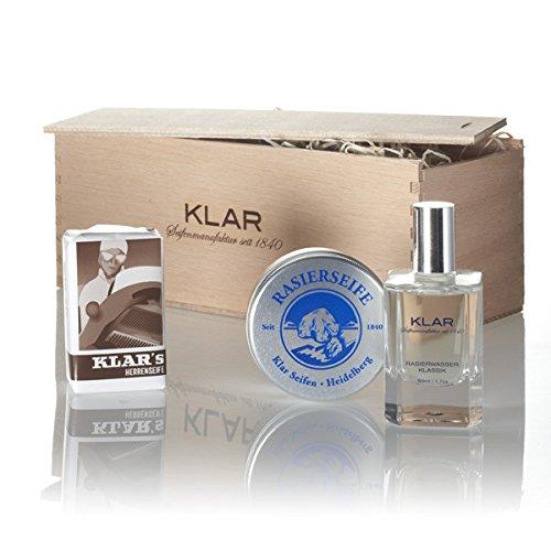 Boîte pour homme de Klar
