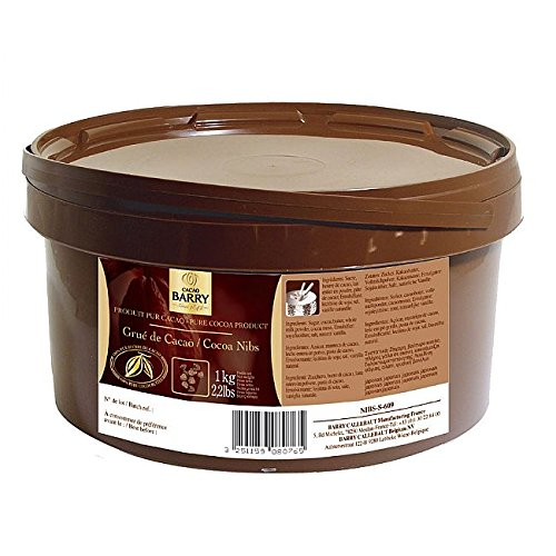 Cacao Barry - Cocoa Nibs 1kg