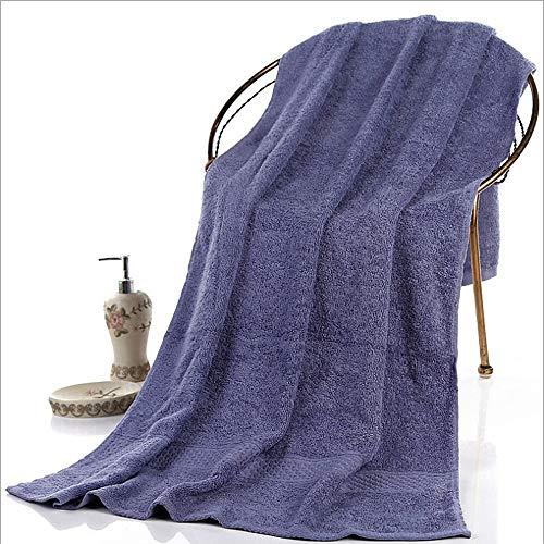 Sdxgcfv asciugamano da bagno in microfibra da 70x140 cm per adulti asciugamano da spiaggia per sport da bagno per uomini spessi sportivi, a1