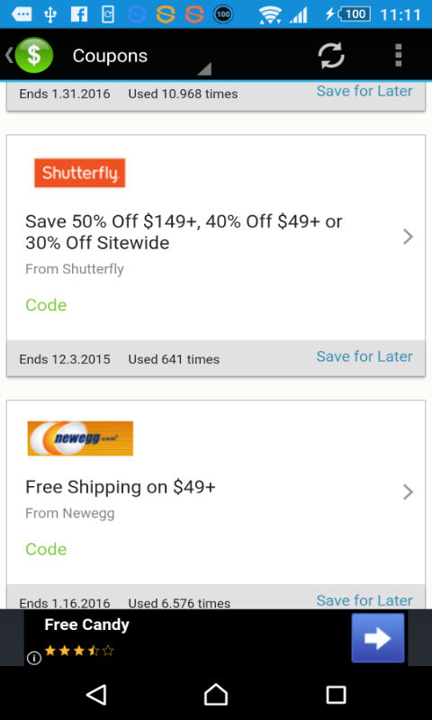 a80286d2e703e Coupon Codes: Amazon.it: Appstore per Android