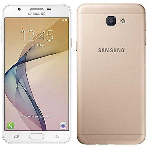 "Preisvergleich Produktbild Samsung Galaxy J7 Prime (32GB) G610F / DS - 5.5"" Dual SIM Unlocked Phone with Finger Print Sensor (White Gold)"