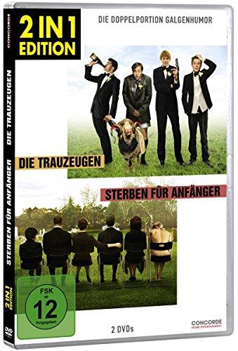 Die Trauzeugen / Sterben für Anfänger (2 in 1 Edition, 2 Discs)
