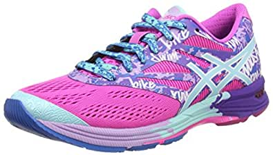 ASICS Gel-Noosa Tri 10, Women's Running Shoes, Pink (Pink