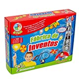 Science4you-5600983600225 Fábrica de Inventos, Juguete Educativo y Científico para Niños +8 Años, (600225)