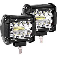 15W LED Arbeitsscheinwerfer Arbeitslichter Magnetfuß Zusatzscheinwerfer IP68