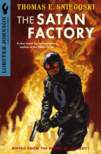 Lobster Johnson: The Satan Factory (English Edition)