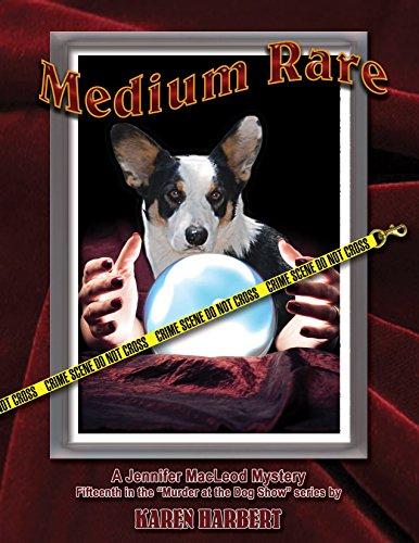 Medium Rare (Murder at the Dog Show Book 15) (English Edition) (Womens Cozy Cardigan)