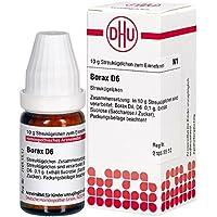 Borax D 6 Globuli 10 g preisvergleich bei billige-tabletten.eu