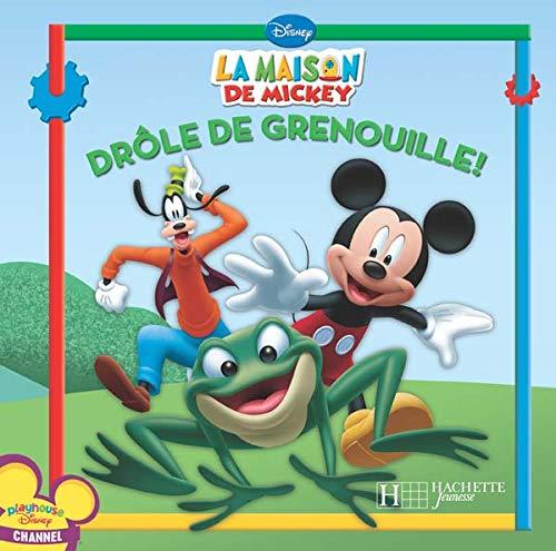 Drôle de grenouille, ALBUM LA MAISON DE MICKEY PDF Books