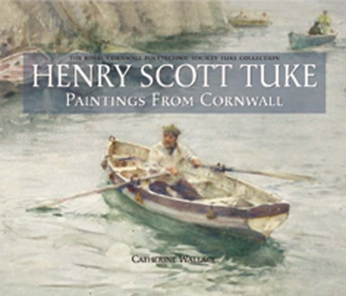 Henry Scott Tuke Paintings from Cornwall by Catherine Wallace (2008-03-30)