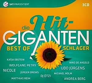 Die Hit Giganten-Best of Schlager