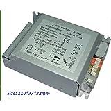EE. UU./UE estándar alta eficiencia ahorro de energía 70W de ancho voltaje 85V-265V balastro electrónico para lámpara de G12, G8.5, RX7s, TT, Paquete de 2, dr870e, CE, FCC, RoHS