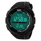 Skmei Digital Black Dial Men's & Boy's Watch(Skm-1025-Black-01)