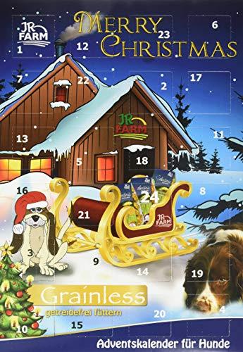 JR-Farm Hunde Adventskalender,...