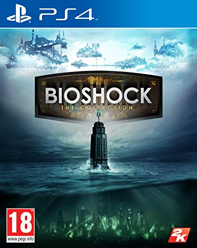 BioShock - The Collection [AT Pegi] - [PlayStation 4] Ego-collection