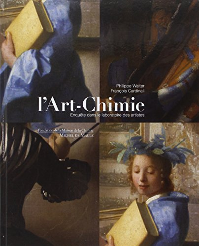L'Art-Chimie : Enquête dans le laboratoire de...