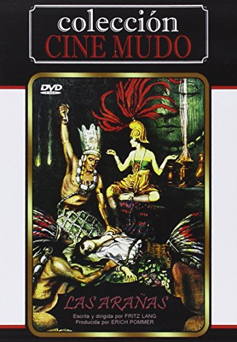 las-aranas-dvd