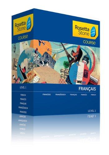 Rosetta Stone Course - Einstiegsniveau Französisch Level 1