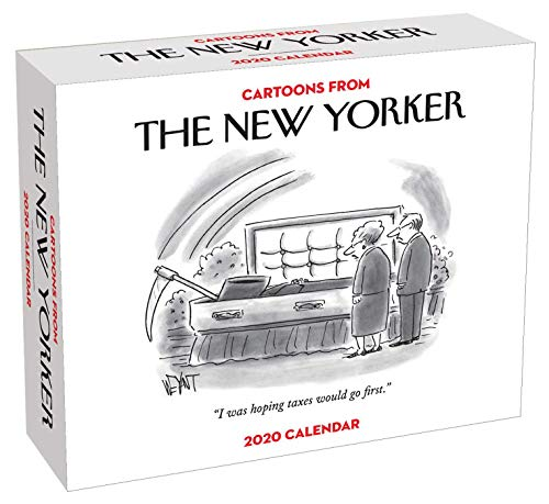 Cartoons from The New Yorker 2020: Original Andrews McMeel-Tagesabreißkalender [Kalendar]