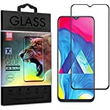 TecKraft Full Body Screen Protector Tempered Glass for Samsung Galaxy M10 with Installation Kit