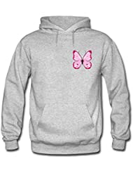 Butterfly Printed For Mens Hoodies Sweatshirts Pullover Outlet