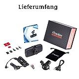 iTracker GS6000-A12 GPS WiFi Autokamera Dashcam 2K 1440p SuperHD 1296p Dash-Cam - 4