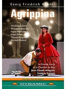 Agrippina (Atelier lyrique de Tourcoing 2003) [DVD] [2006]
