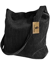 Ichic Boutique Messenger Bag Womens Shopper Tote Satchel Shoulder Crossbody Bag Bookbag