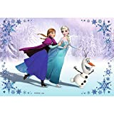 Anna, Elsa, Olaf Tortenaufleger