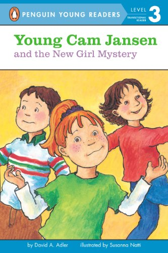 Young Cam Jansen and the New Girl Mystery (English Edition)