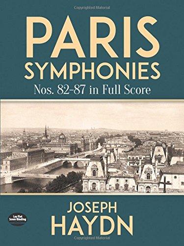 f j haydn symphony nos 82 87