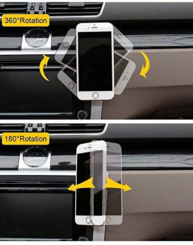 Zoom IMG-3 suprbird supporto auto smartphone magnetico