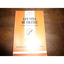 Les vins de France