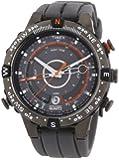 Timex Expedition Herren-Armbanduhr XL E-Tide Temp Compass Analog Silikon T49860