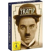 Charlie Chaplin - Die Entstehung des Tramp - Die Keystone Komödien 1914