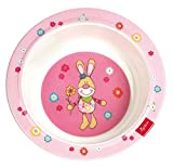Sigikid Bungee Bunny Melamin Schüssel (15,5x 15,5x 4,5cm)