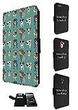 002658 - Collage Playful Dogs Puppy Design Wileyfox Spark X