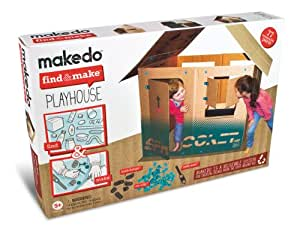 Makedo - Find & Make : Maison à jouer