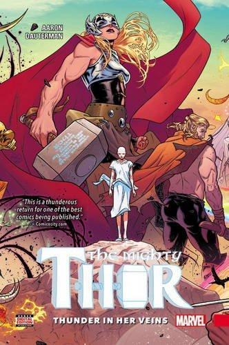 Stärkste Marvel Superheld - Mighty Thor Vol. 1: Thunder in