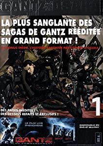 Gantz Osaka Edition simple Tome 1