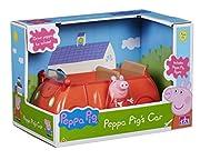Peppa Pig can' t Wait to take you out nella sua brillante rosso auto. put Peppa nel sedile del conducente e prendere il suo nuovo veicolo per un giro. c' è anche spazio per altri personaggi Peppa Pig (non incluso). where will you Go on the Op...