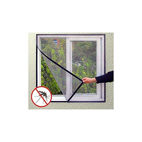 Preisvergleich Produktbild Jelachete - Magneto Mesh Screen Insektenschutzgitter für Fenster