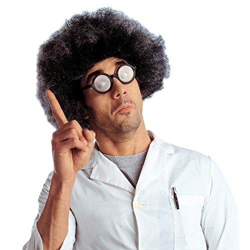 NET TOYS Studenten Brille Professor Nerd Brille Professorenbrille Studentenbrille Fasching Karneval Kostüm Accessoires Nerdbrille (Professor Und Student Kostüm)