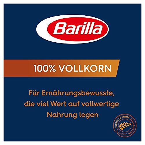 Barilla Vollkorn Pasta Fusilli Integrale – 1er Pack (1x500g) - 5