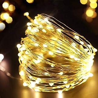 Adornos de Navidad únicas para el Año Nuevo 2020 Garland secuencia de hadas Luces de Navidad para la decoración del árbol Christmasfor Inicio