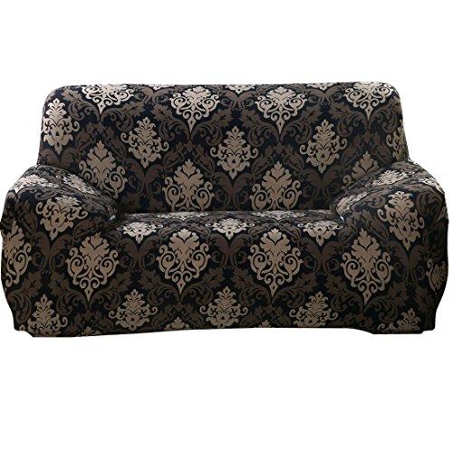 sourcingmap® L-FormSofabezug Möbelschutz Sofa-Abdeckung Schonbezug für 1 2 3 Sitzer