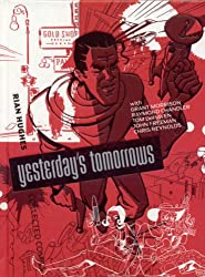 Yesterday's Tomorrows: Rian Hughes Collected Comics