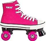 Roces Chuck Pink Quad Rollschuhe (Pink - 40)