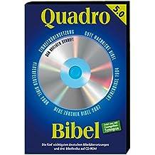 Quadro-Bibel 5.0: CD-ROM (Texte mit Bibelprogramm) im Super-Jewel-Case mit 32-seitigem Handbuch