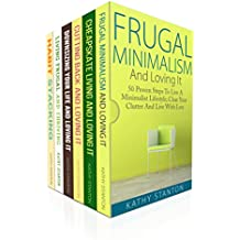 Penny Pinchers Guide To Saving Money Box Set (6 in 1): Learn Over 200 Simple Strategies To Save Money (Simplify Your Life, How To Save Money, Frugal Living Tips, Budgeting) (English Edition)